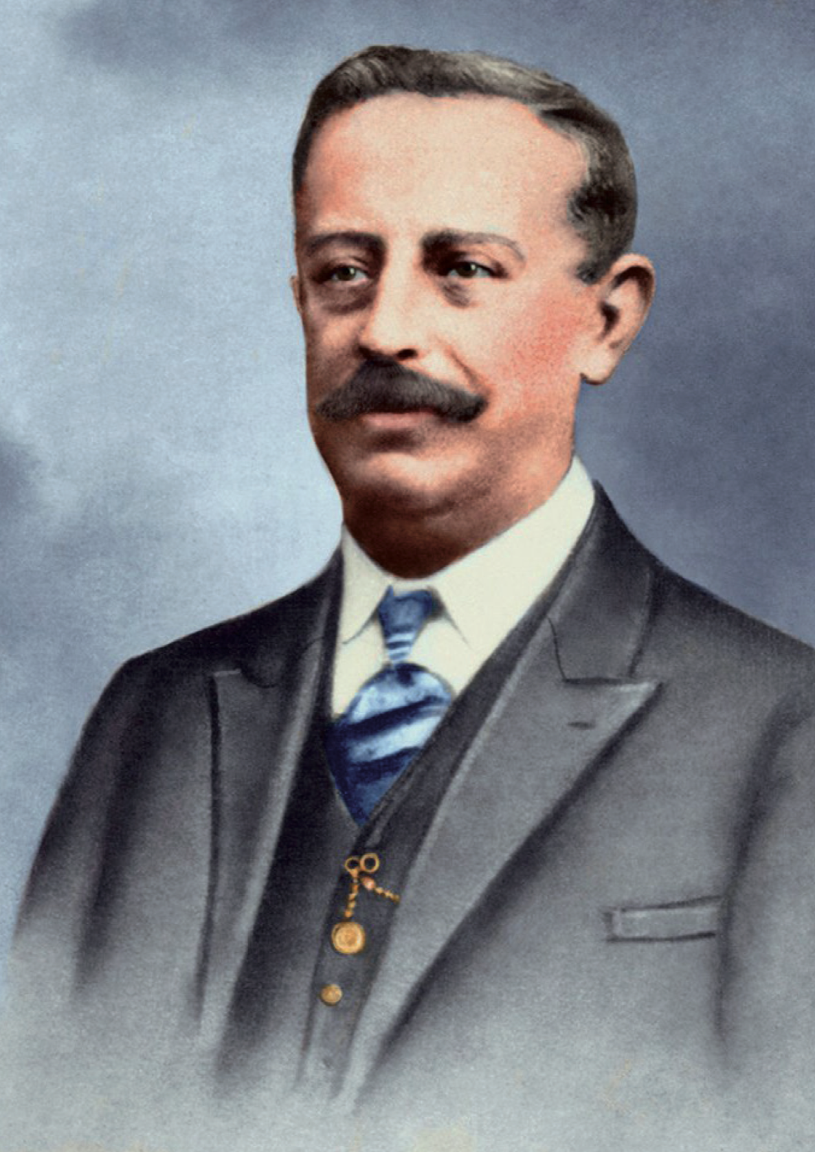 JOSÉ RAMÍREZ I 1858 - 1923