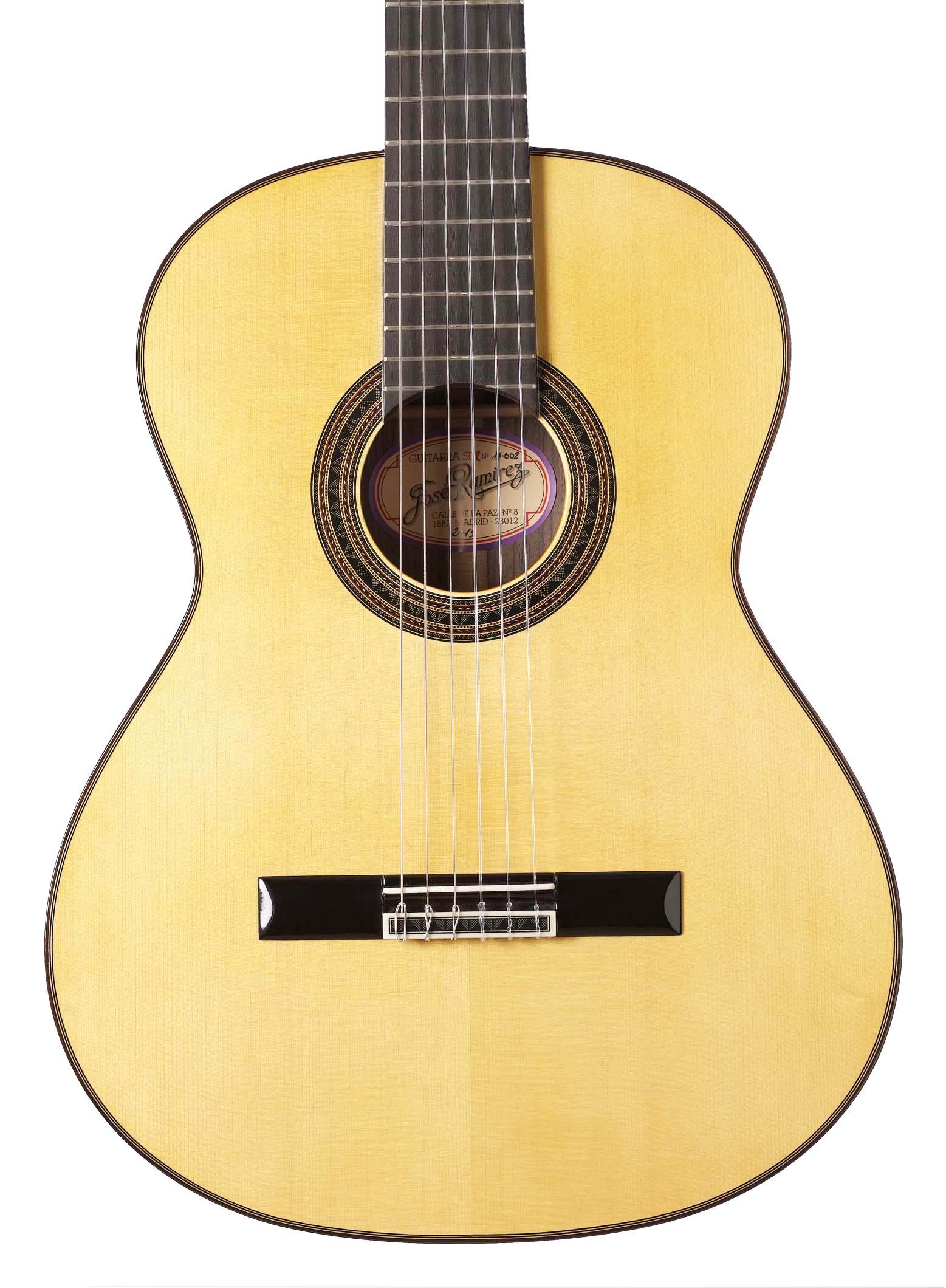 Tanto vestido blanco guitarra