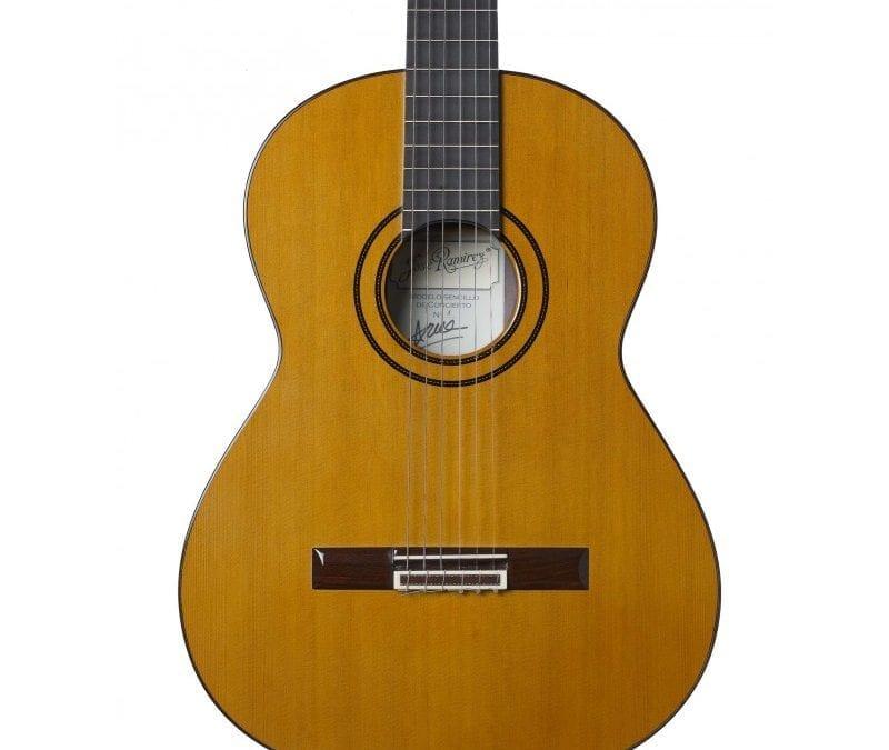 Guitarra Sencilla de Concierto Clásica