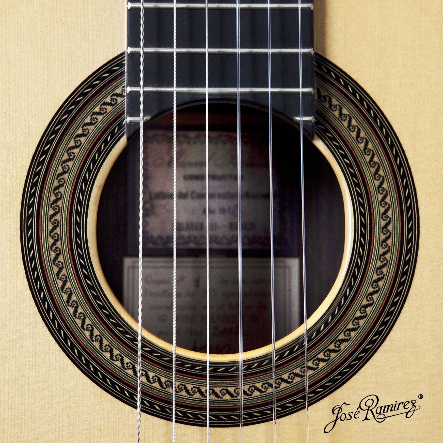 guitarra Manuel Ramírez - Andrés Segovia
