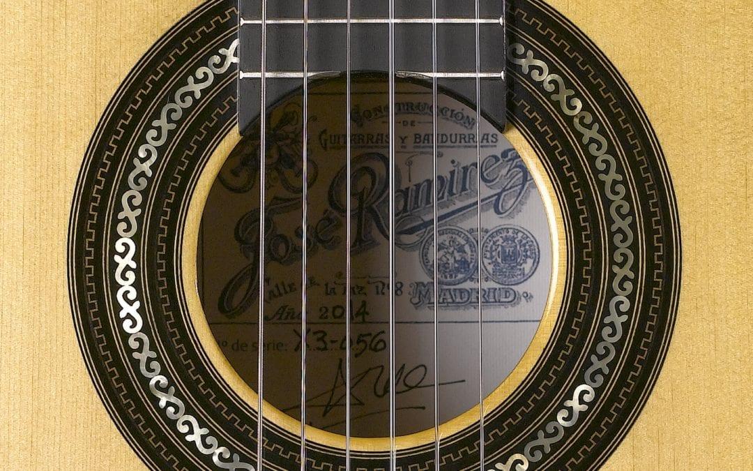 Tablao Flamenca Guitar
