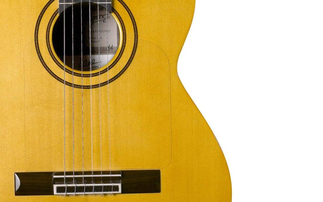 Flamenco Plain Concert Guitar