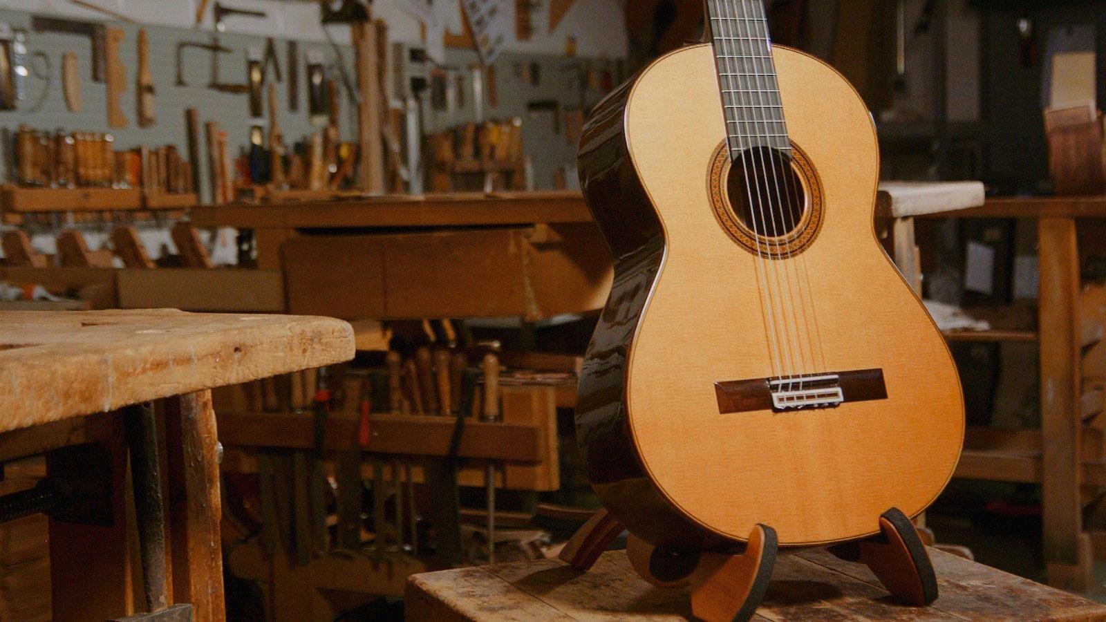 Taller Guitarras Ramirez