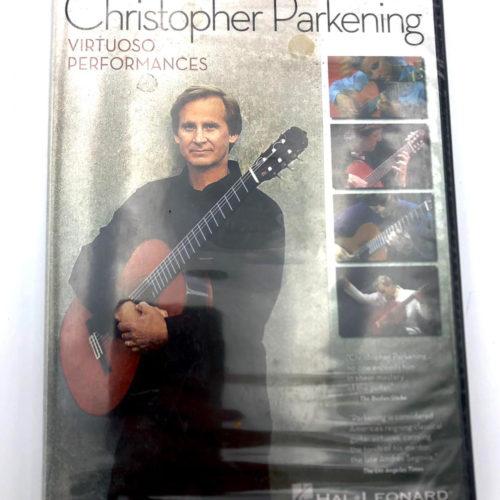 DVD christopher parkening