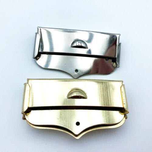 Cordal con tornillo para el puente de tu laúd o bandurria en plata o en oro.