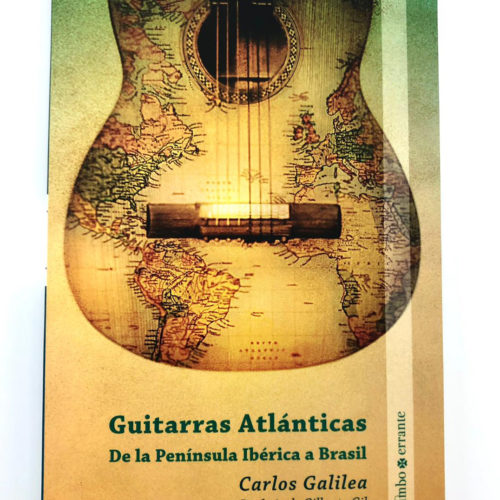 DISCO PORTADA GUITARRA