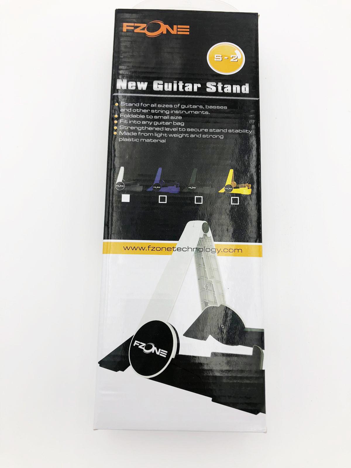 soporte plegable para guitarra